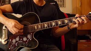 biffy clyro people guitar cover tabs