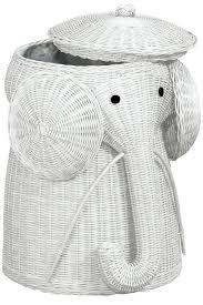 Elephant Laundry Hamper Canada