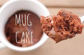Bilderesultat for mug cake