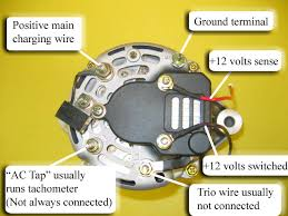 omc marine alternator wiring diagram omc wiring diagrams