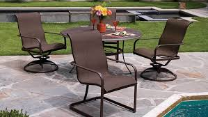 Outdoor Patio Furniture Sling Chairs