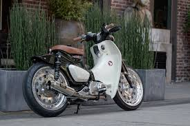 After passing 100 million units made in 2017, the motorcycle has been enjoying its 60th birthday in 2018. U S Spec Honda Super Cub 2019 Race Gp Magnum Fs Ss Ss Ss Yoshimura R D Of America Inc