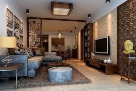 asian design living room. thick mat woven from natural material. asian-inspired living room asian design a