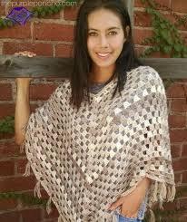 Free Crochet Poncho Pattern Best Design