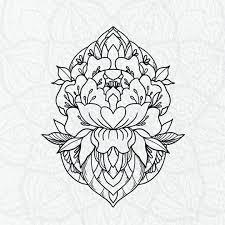 эскизы татуировок By At Fursart Sketchtattoo Tattoo Tattooart Tattoo