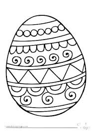 Coloring Sheets Easter Eggs Coloring Pages Of Eggs Free Printable