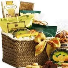 all time favorites snacking gourmet food gift basket small gourmet seafood gifts