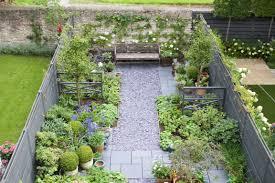 garden design. Simple Design Small Town Garden Design  Oxford In