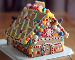 easy creative gingerbread house ideas.  Gingerbread Colorful Candy Gingerbread House To Easy Creative Ideas R