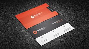 Namecard Format Free Advance Metro Style Business Card Template
