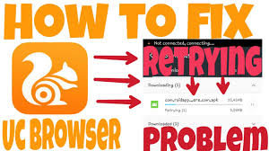 How To Resume Failed Download In Uc Browser Youtube
