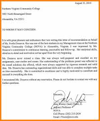 Business Correspondence Letters Examples 10 Business Letter Example For Students Lycee St Louis