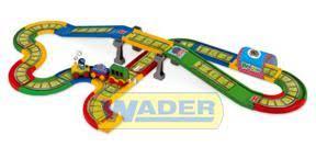 <b>Железная дорога Wader</b> 51711, 4,1 м | Интернет-магазин Wader