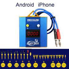 MECHANIC iBoot Box Phone Repair Boot Line Power Supply Cable Motherboard  Repair For iPhone Android Power Supply Test Line|Power Cords & Extension  Cords