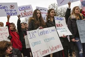 florida massacre survivors demand gun student survivors of florida shooting call out politicians demand