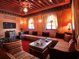 moroccan living rooms modern ceiling design. Image Of: Excellent Moroccan Living Room Idea Decorating  Moroccan Living Rooms Modern Ceiling Design G