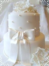 Simple Wedding Cakes For Small Wedding Exquisite All White Wedding