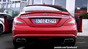 2012 Mercedes-Benz CLS63 AMG: Start-Up, Rev & Accelerations! 1080p ...