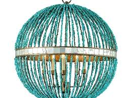 turquoise chandelier light fixture turquoise beaded chandelier medium size of chandeliers turquoise