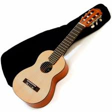 yamaha ukulele. yamaha gl1 guitalele (black/ natural/ brown/ sunburst) ukulele