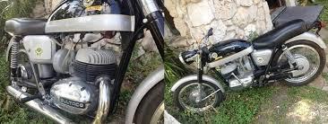 1967 Bultaco Metralla Mk2