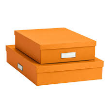 Bright Stockholm Office Storage Boxes ...