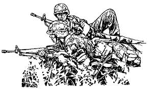 Military Coloring Page Pages Guerilla Us Aircraft For Preschoolers C