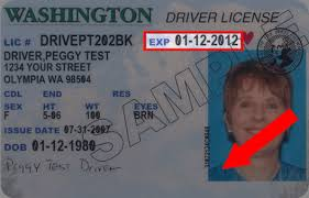 Drivers To License Renewal Get Wa In How A