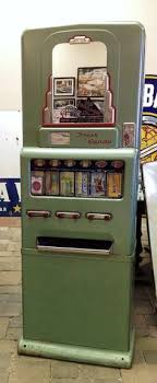 Antique Vending Machines Simple Vintage Cigarette Machine Oldies Goldies Moldies Pinterest