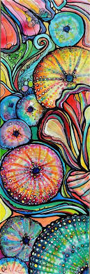 colleen wil art sea candy sea urchin ss and flower shapes