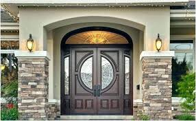 stained glass entry doors front doors style front door stained glass stained glass front door style