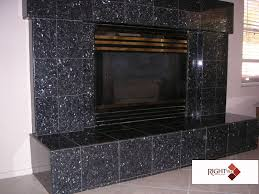 tile fireplace installation 5