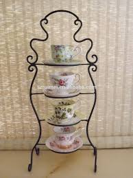 Tea Cup Display Stand teacup saucer stand Google Search Kitchen Pinterest Teacup 60