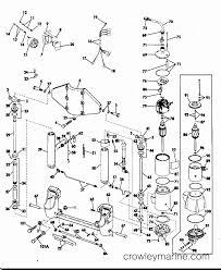 Mercury outboard power trim wiring diagram fresh power tilt and trim 50 hp 1974 rigging parts