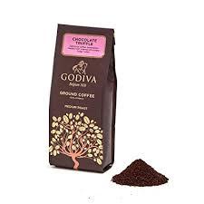 Chocolate banana swp decaf coffee Amazon Com Godiva Chocolatier Ground Coffee Chocolate Truffle 10 Ounce Grocery Gourmet Food