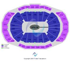 Sprint Center Tickets And Sprint Center Seating Charts