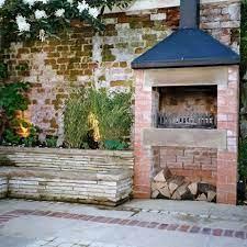 brick wall gardens garden design