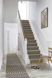Patterned Stair Carpet New Patterned Stair Carpet Modern Stairs Decoration Good And Pretty