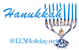 Small Picture Hanukkah Poems