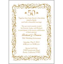 25 personalized 50th wedding anniversary party invitations ap 008 1 of 1 see more