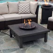fire pit coffee table gas firepit
