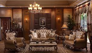oak antique furniture antique style sofa luxury home furniture