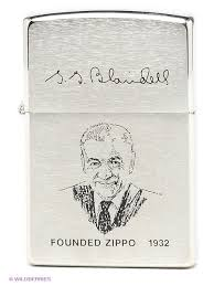 <b>Зажигалка</b> Zippo 1768007 в интернет-магазине Wildberries.ru