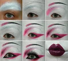 geisha makeup tutorial for halloween