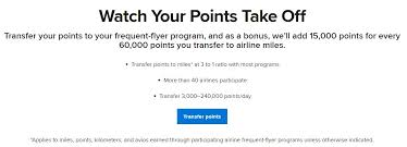 Marriott Rewards Points Chart Marriott Transfer Partners How To Use Them 2019