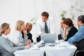 office meeting. The Ultimate Business Proposal Guide: How To Pitch Office Meeting 7
