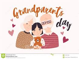 Grandchild Grandma Stock Illustrations 501 Grandchild Grandma