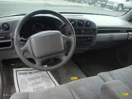 Medium Grey Interior 1997 Chevrolet Lumina Standard Lumina Model ...