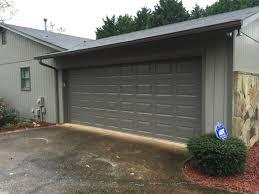 Garage Door atlanta garage door pictures : Outdoor: Garage Doors Home Depot Firm Installation Of Dark Grey ...