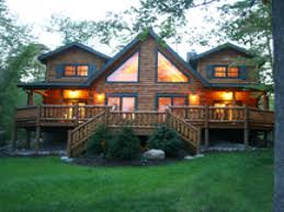lakefront house plans plan lake front home designs at perfect cottage cabin enjoyable floor open hillside